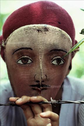 Sandinista's Revolution Mask