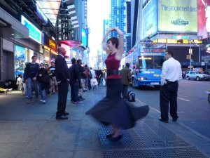 twirling-in-times-square