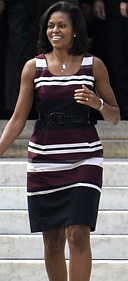 Michelle Obama in H&M