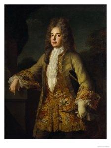 portrait by Alexis N. S. Belle, 18th century