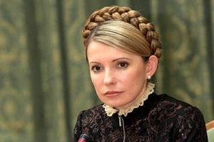 Yulia Tymoshenko c. 2006