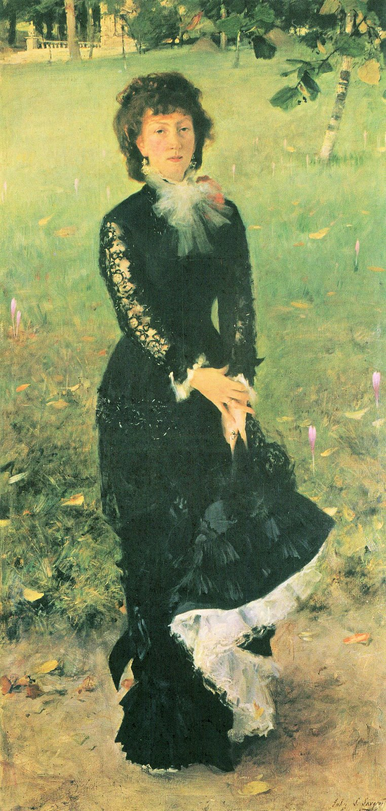 Madame Edouard Pailleron by John Singer Sargent, 1879