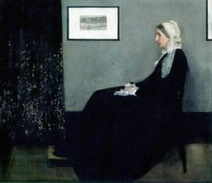 Whistler's Mother, 1871