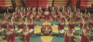 Coraline Bobinski's circus mice